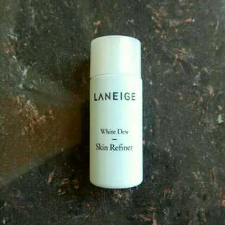 LANEIGE WHITE DEW SKIN REFINER 25ml