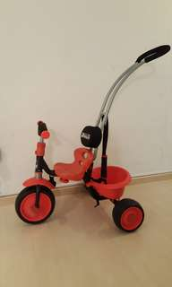 Tricycle for toddler