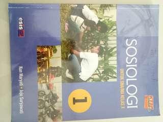 Buku Pelajaran SMA - Sosiologi