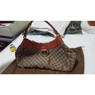 Gucci Hobo Bag Authentic