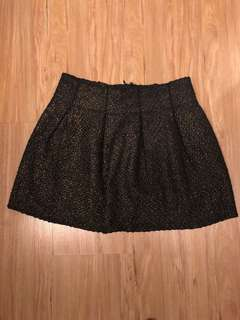 Sparkly Tweed Skirt (BRAND NEW)