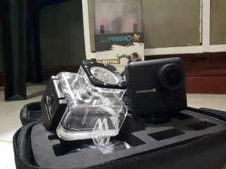 Supremo 4K action cam