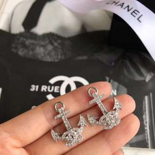 Chanel marine 2018 earring 海洋風耳環