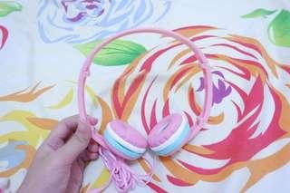 Headphone gjby (soft pink)