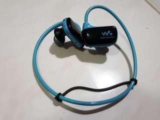 Sony MP3 waterproof player