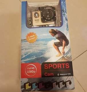 🚚 防水運動攝影機1080P