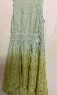 Kitschen Ombré Hi-Lo Dress