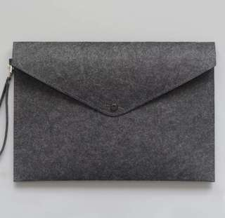 A4 Felt Document Bag