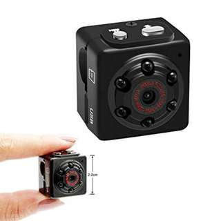 659. Sport Mini DV HD 1080P 12.0MP Dash Camera DVR Motion detection Video Camera With Infrared Night Vision