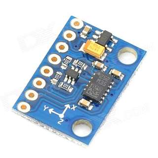 LSM303DLHC e-Compass 3 axis Accelerometer 3 axis Magnetometer Module
