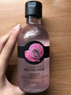 Body Shop British Rose