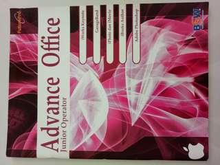 Buku Pelajaran SMA - Advance Office