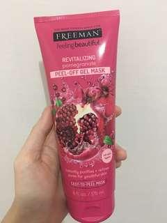 Freeman Pomegranate Mask