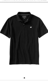 BNEW Authentic Solid pique polo