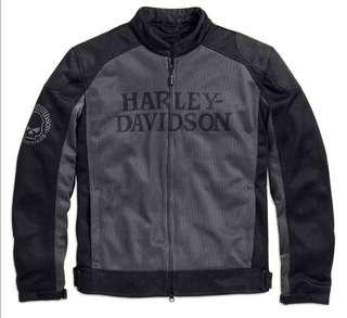 Jaket mesh harley davidson