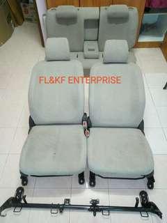 Seat belta/vios ncp93
