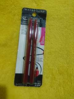 Maybeline eyeliner eyebrow pencil