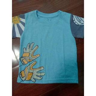 Kids Toddler Boy Shirt Clothes Graphic Sports Soccer