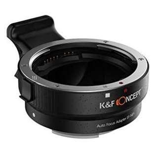 303 Concept Lens Mount Adapter
