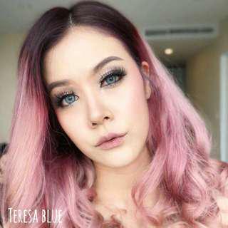 Teresa Blue Lens