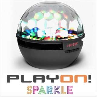 [BNIB] Playon! Sparkle Bluetooth Wireless Portable Disco Speaker