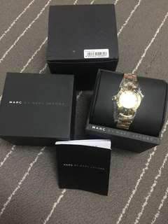 Marc Jacob Watch for ladies 100% Authentic