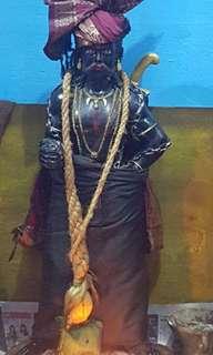 ѕαngílí kαruppαn statue
