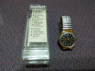 (80%new) 1993年 Swatch GK169