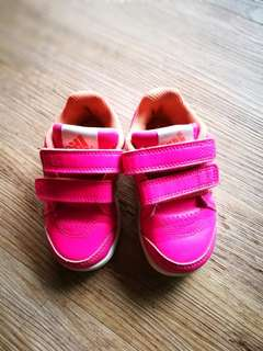 Adidas Girl Pink Trainers