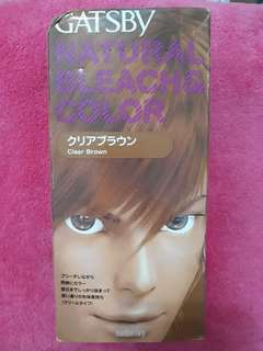 Gatsby Hair color men (brown)