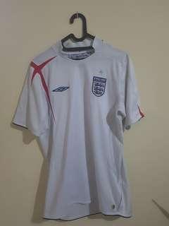 Umbro England 2006 Home Jersey