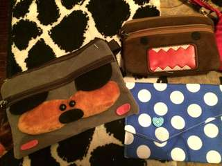 Small pouch Collections!