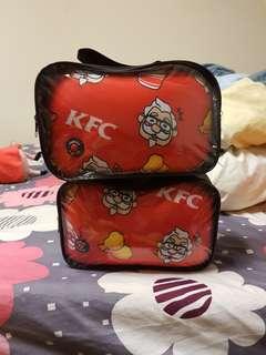 🚚 KFC電動抱枕