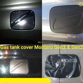 Gas Tank Cover Montero Gen 3 & Gen 2