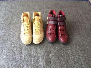 Authentic Adidas and Nike bundle