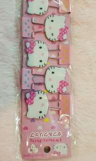 Hello kitty paper clipper