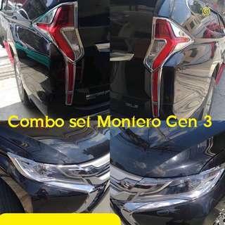 Combo Set Montero Gen 3
