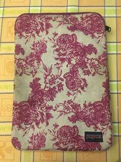 Jansport Floral Laptop Case