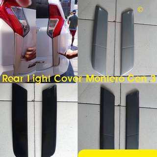 Rear Light Cover Montero Gen 3