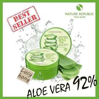 Aloe Vera 92% Nature Republic  Ori