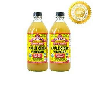 Cuka apel 473 ml