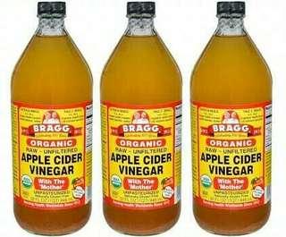 Cuka apel 946 ml