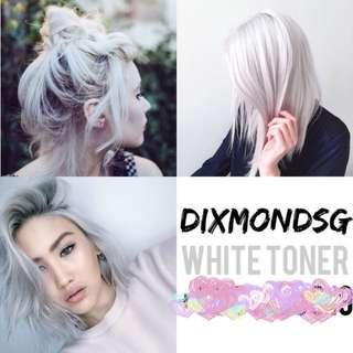 🚚 Hair Toner