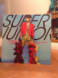 Super Junior 5th Album (Mr. Simple)