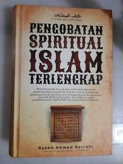 Buku pengobatan spiritual islam
