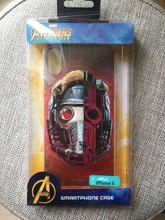 Disney Marvel Avengers Infinity War I Phone X