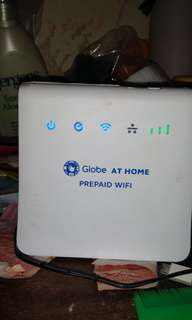 Prepaid wifi