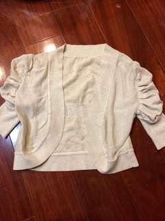 針織小外套