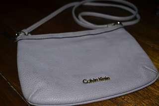 Calvin Klein Light Violet Sling Bag