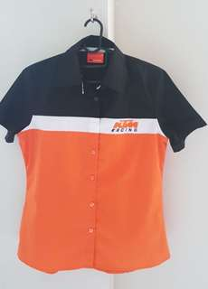 Authentic KTM PowerWear Ladies size XS